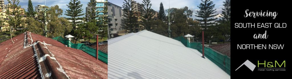 Metal Roofing Services in the Gold Coast